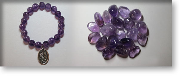 Amethyst Crystals by A Crystal Passion