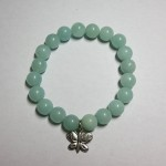 Amazonite Crystal Bracelets for Children