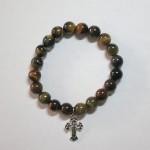 Tiger Eye Crystal Bracelets for Children